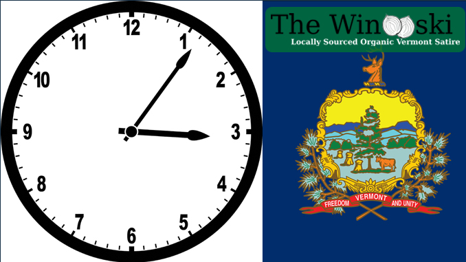 The Winooski | Locally Sourced Organic Vermont Satire | Page 60
